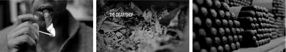 MADE BY HAND - THE CIGAR SHOP